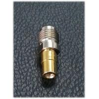 Wholesale Nickel Plating With Screw Thread CNC Brass Turned Part for Telecommunication from china suppliers