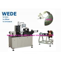Wholesale 3kw Flat Wire Winding Machine With Insulation Paper Inserting Machine from china suppliers