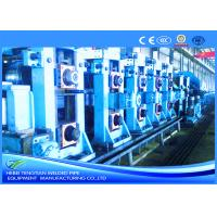 Wholesale Full Automatic Square Tube Mill FF Forming For 200 × 200mm Pipe Customized Design from china suppliers