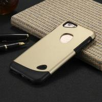 Hard PC+TPU Special Anti-drop Back Cover Cell Phone Case For iPhone 5 5s 6 6s Plus for sale