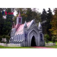 Buy cheap Rental Move Church Inflatable Event Tent Wedding Activity With Waterproof Material from Wholesalers