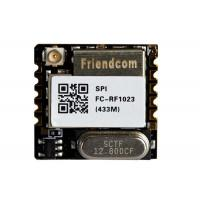 Wholesale ISM Free Band FSK Long Range RF Wireless Module Transceiver SPI Interface from china suppliers