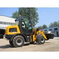 Wholesale Small wheel loader with quick hitch used in small site construction equipment from china suppliers