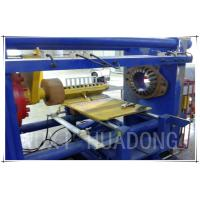 Wholesale Magnesium Alloy Rod Vertical Continuous Casting Machine 4kw AC Synchronous Servo Motor from china suppliers