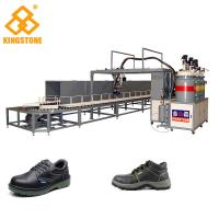 Wholesale 2 Years Gurantee PU Pouring Machine 1/2/3 Colors For Safety Shoes / Climbing Shoes from china suppliers