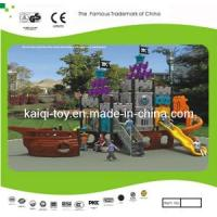 Wholesale Environment-Friendly Pirate Ship Series Outdoor Playground Equipment (KQ10132A) from china suppliers