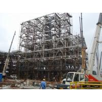 Precast Industrial Steel Warehouse Building Fabrication With Short Production Cycle for sale