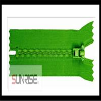 Wholesale 3# plastic bag zipper fwith colored tape with auto-lock slider from china suppliers