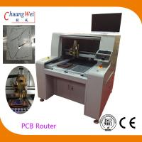 Buy cheap High Precise PCBDepaneling Equipment for Densely Populated PCB from Wholesalers