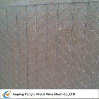 China Wire Mesh Gabion Mattress|By Galvanized Wire 80X100 or 60X80 China Manufacturer for sale