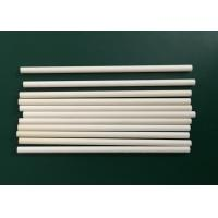 Wholesale High Straightness Insulation 99% Alumina Ceramic Rods with 3mm Fine Polished from china suppliers