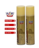 Wholesale Acrylic Resin MSDS 300ml Wood Varnish Spray Paint 65*158mm from china suppliers