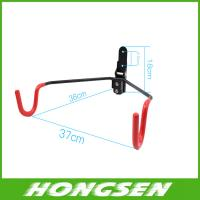 Hanging on the wall bicycle display hook aluminum alloy storage rack for sale