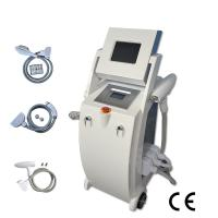 Quality Elight manufacturer ipl rf laser hair removal machine/3 in 1 ipl rf nd yag laser hair removal machine for sale