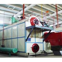China Double Drums Water Tube Boiler on sale