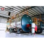 China 10 Tph Diesel Oil Steam Boiler Industrial Steam Boiler For Rice Mill Paper Mill for sale