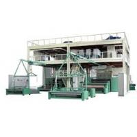 Wholesale Output Automatic Polypropylene Nonwoven Fabric SpunBond Machine short production flow from china suppliers