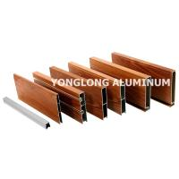 Buy cheap Marble Texture Wardrobe Aluminium Profile Annealing Treatment T1 T4 T5 from wholesalers