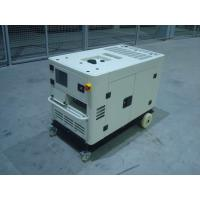 Wholesale Soundproof 10kva Small Portable Diesel Generator Open Type With Intelligent Panel from china suppliers