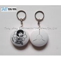 Wholesale ABS Music Keyring Music Keychain With Customized Logo , Customized Sound from china suppliers