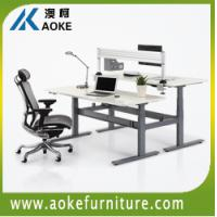 manufacture four legs adjustable workstation for sale