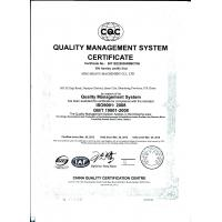 Sino Heavy Machinery Co,Ltd Certifications