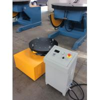 China welding turning table .floor turntable positioner.welding turntable positioner for sale
