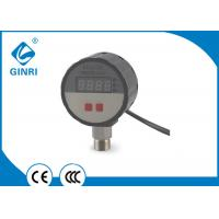 China Water Digital Pressure Gauge LCD Over / Under Pressure Protector -0.1 To 60 MPa on sale