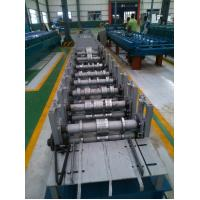 China Down Pipe Roll Forming Machine / Low Carbon Steel Pipe Making Machine on sale