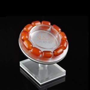 Wholesale Floor Custom Jewellery Display Stands Slanting Acrylic Storage TraysBracelet Holders from china suppliers