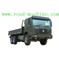 Wholesale 371HP 6 x 6 HOWO Heavy Duty Cargo Truck , Off-Road Truck from china suppliers