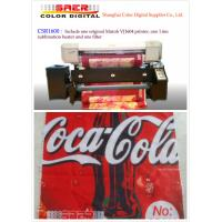 Wholesale Mutoh Vj 1604 Sublimation Printer For Flag Curtain and Table Fabric Printing from china suppliers