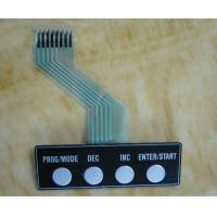 Wholesale Embossed Custom Membrane Switch Keyboard with Copper Etching Circuit from china suppliers