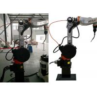 Articulated Gas Welding Equipment Easy Maintenance 0.03mm Posiontioning Accuracy for sale