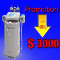 Buy cheap Popular fine quality 10.4 inch touch color screen cooling cryolipolysis cavitation multifunction slimming machine from wholesalers