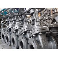 """Wholesale Cast Steel 150Lb Solid Wedge Gate Valve For Oil /  Gas  Size NPS 2""""-48"""" from china suppliers"""