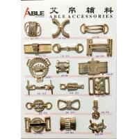 Wholesale Women Custom Made Metal Shoe Buckles Shoes Accessories For OEM Designs from china suppliers