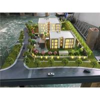 Wholesale 3d Residence Real Estate Model , Miniature Building Model With Trees Material from china suppliers