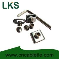 Wholesale Screw type Stainless steel Band Buckle LKS-S14,LKS-S38,LKS-S12,LKS-S58,LKS-S34 from china suppliers