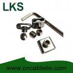 Wholesale Stainless Steel Screw Buckle LKS-S14,LKS-S38,LKS-S12,LKS-S58,LKS-S34 from china suppliers