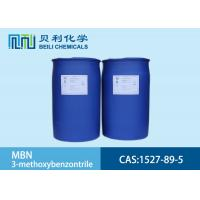 Wholesale 3-Methoxybenzonitrile CAS 1527-89-5 1.089 g/mL at 25 °C Density from china suppliers