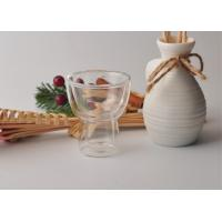 Wholesale Double Wall Borosilicate Glass Mugs from china suppliers