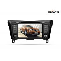Buy cheap Auto Radio GPS Navigation Android 6.0 Nissan Qashqai 2014+ / X-trail from wholesalers