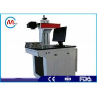 Wholesale Digital Co2 Portable Fiber Laser Marking Machine For Steel Handheld Dot Peen from china suppliers