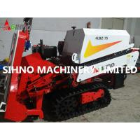 Wholesale Factory Price of Half Feeding Rice Combine Harvester from china suppliers