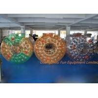 Wholesale High Quality Inflatbale Water Roller Ball, Rolling Ball On Water from china suppliers