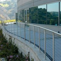 Wholesale Outdoor Stainless Steel Wire Railing Handrail Fence Balustrade from china suppliers