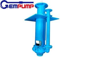 Wholesale 250TV-SPGEM High Pressure Vertical Slurry Pump Single Shell Structure 5.4~352 L/S Flow from china suppliers