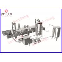 Wholesale CY  Continuous Automatic Food Deep Fryer machine from china suppliers