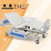 Wholesale MD-M02 Semi Automatic Hospital Bed , ICU Hospital Bed For Patient from china suppliers